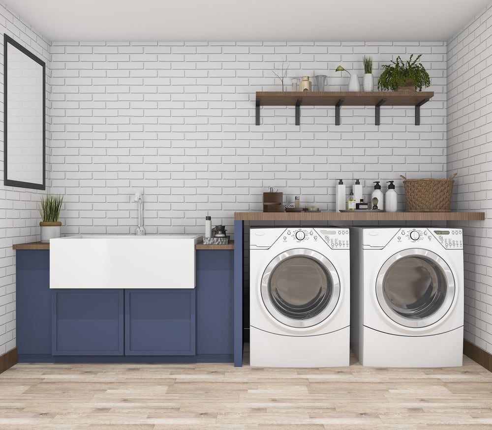 newcastle laundry renovations