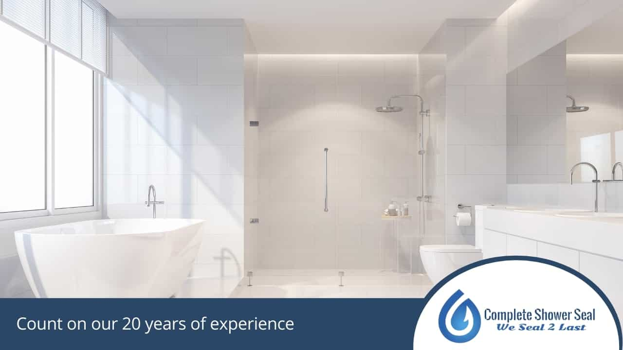 Count on our 20 years of experience