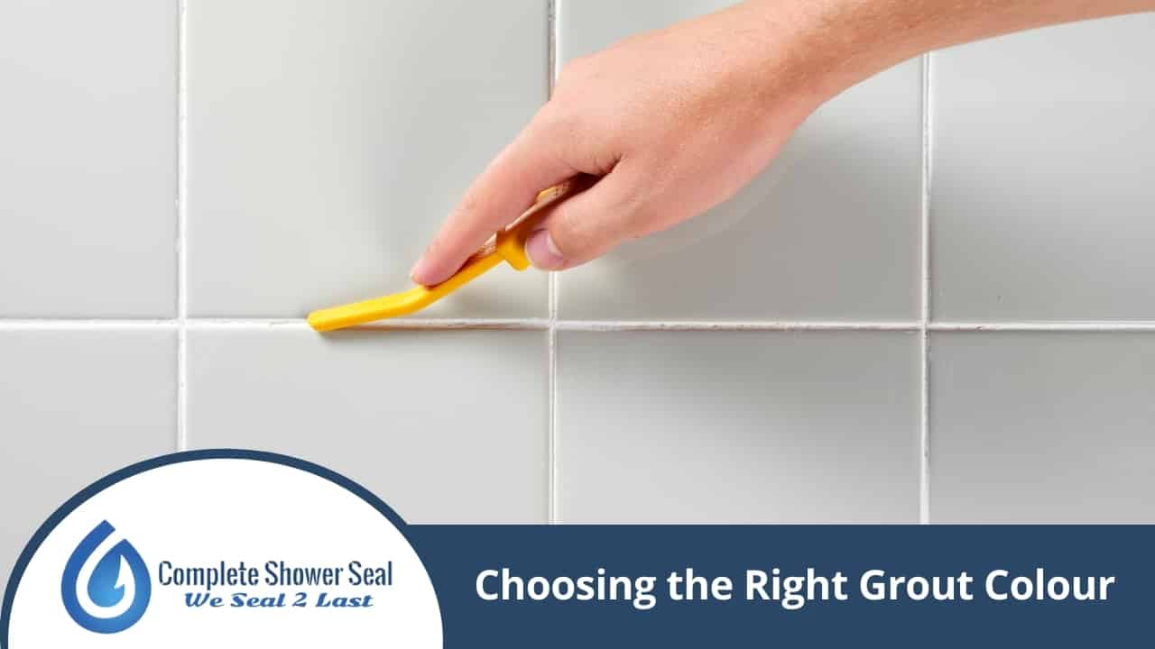 Choosing the Right Grout Colour