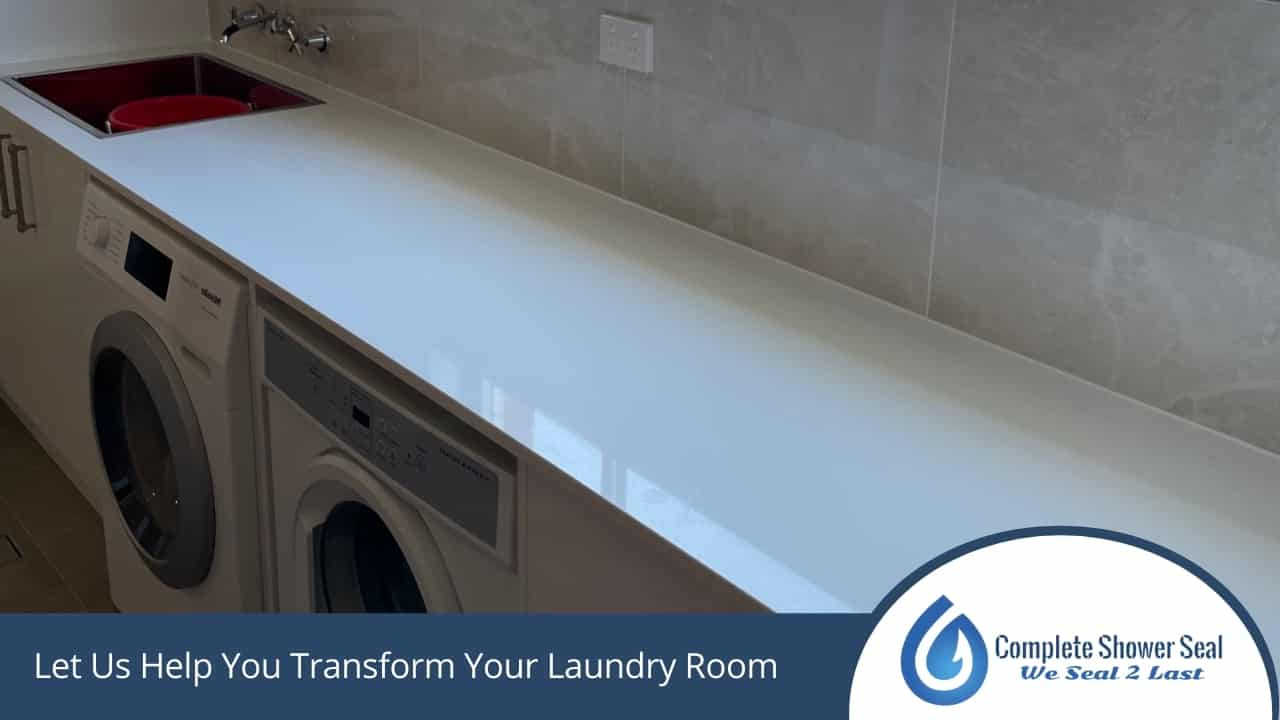 Let Us Help You Transform Your Laundry Room