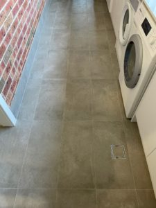 Laundry Renovations -