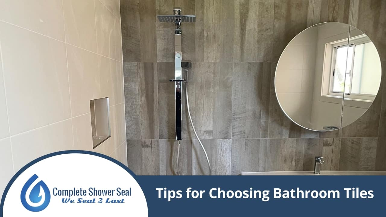 Tips for Choosing Bathroom Tiles