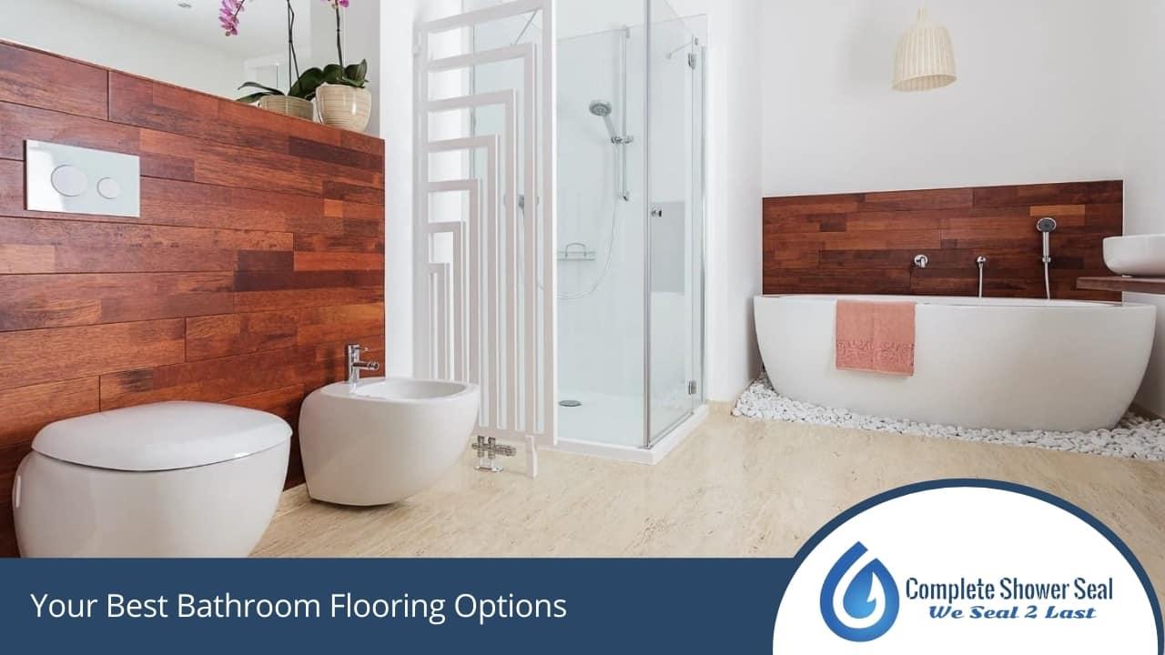 Your Best Bathroom Flooring Options