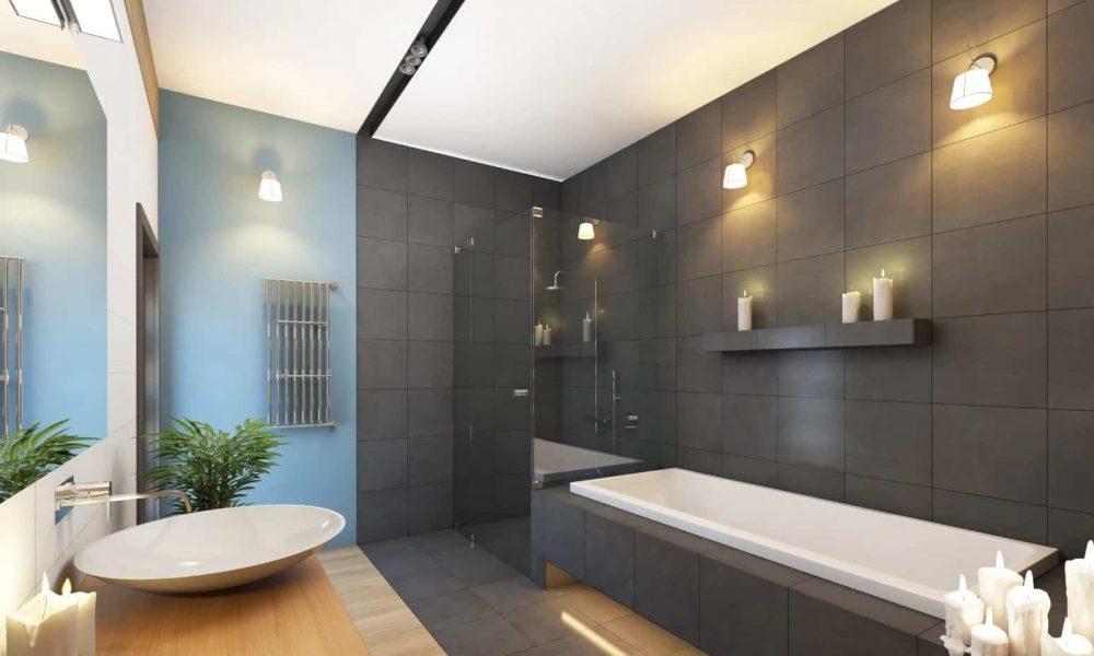 Bathroom Renovation - Complete Shower Seal Newcastle
