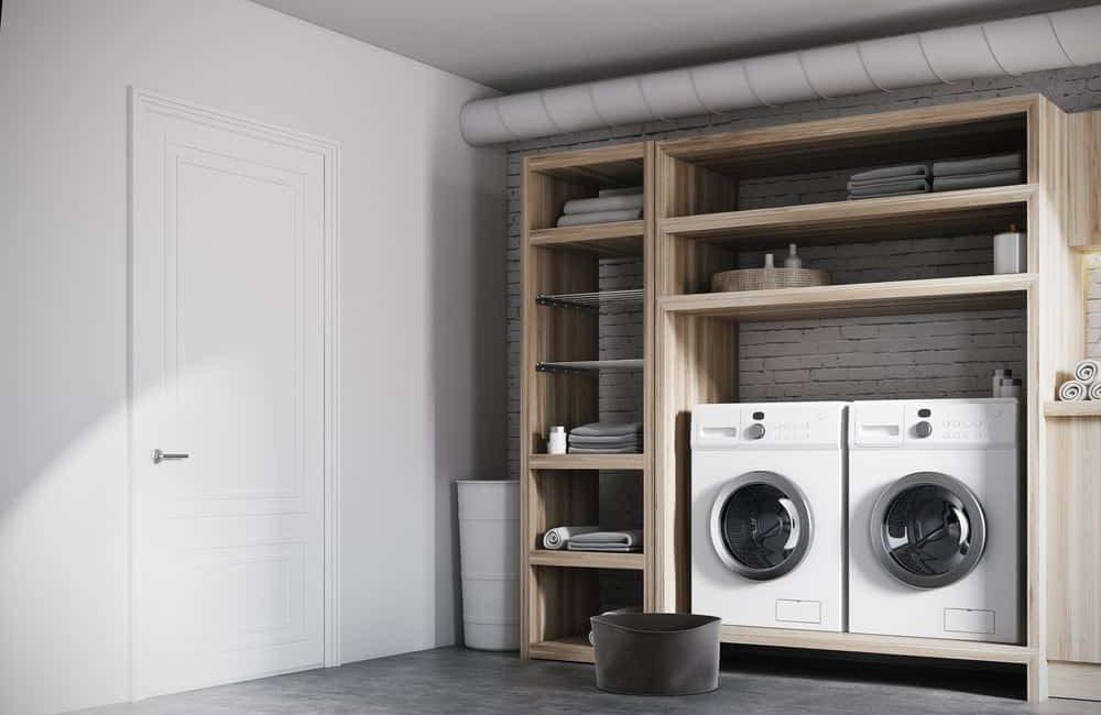newcastle laundry room design